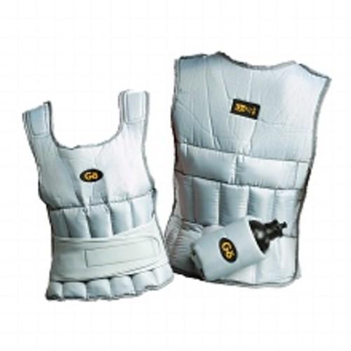 GoFit Unisex Adjustable Weighted Vest