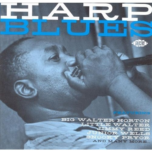 Harp Blues [CD]