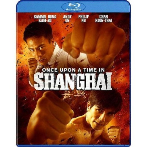 Once Upon a Time in Shanghai (Blu-ray)