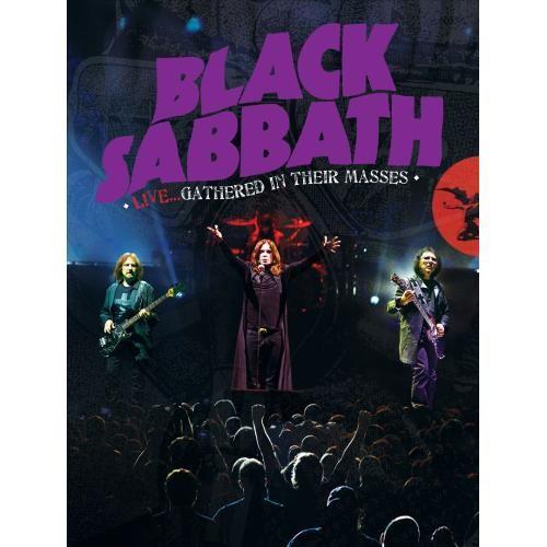 Black Sabbath Live: Gathered in Their Masses [CD & DVD]