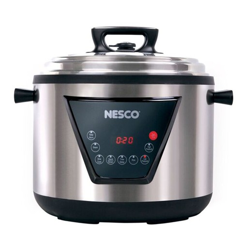 Nesco 11-Liter Pressure Cooker