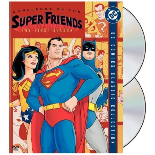 Challenge of the SuperFriends: The First Season ( (DVD))