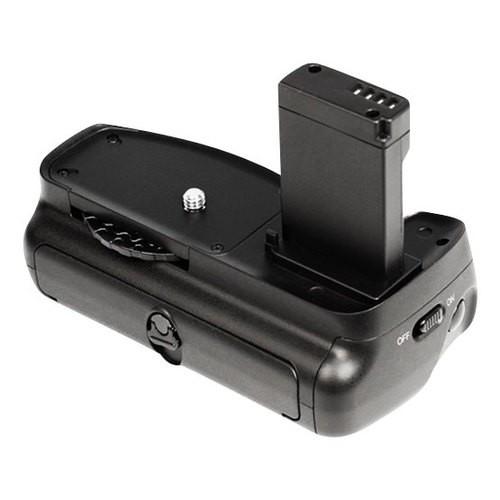 Bower - Power Grip for Canon T3 DSLR Cameras - Black