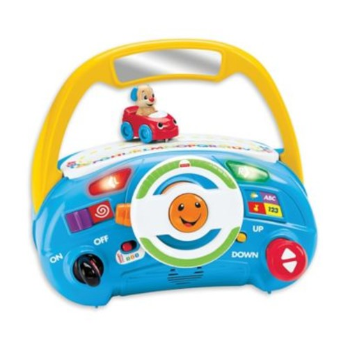 Fisher-Price Laugh and Learn Puppy's Smart Stages Driver