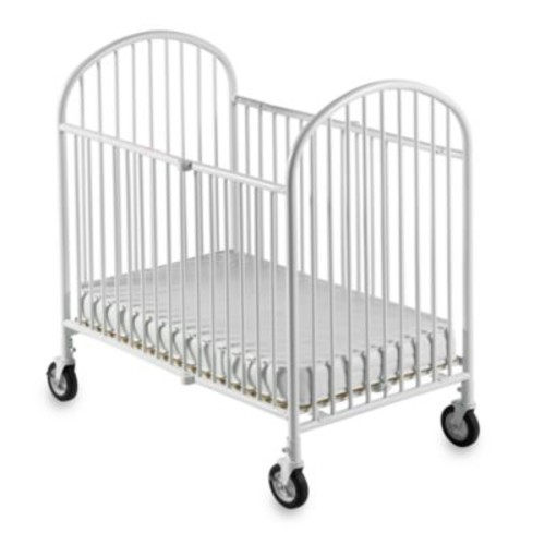 Foundations Pinnacle Compact Steel Folding Crib