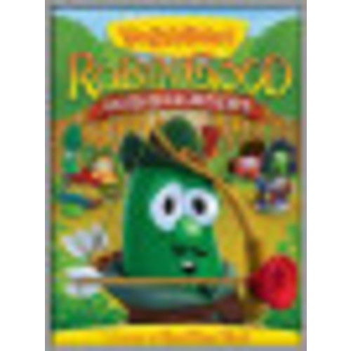 Veggie Tales: Robin Good and His Not So Merry Men [DVD] [English] [2012]