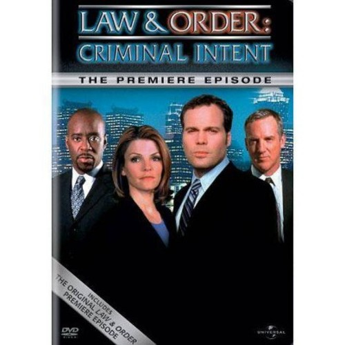 Law & Order: Criminal Intent: One