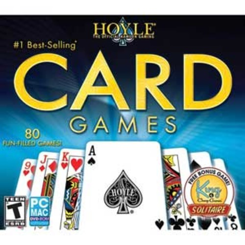 Hoyle Classic Games JC