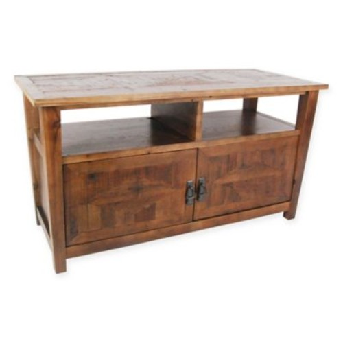 Alaterre Revive TV Stand in Natural