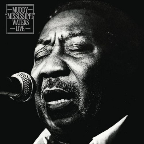 Muddy waters - Muddy mississippi waters live (CD)