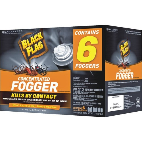 Black Flag Indoor Insect Fogger - HG-11079