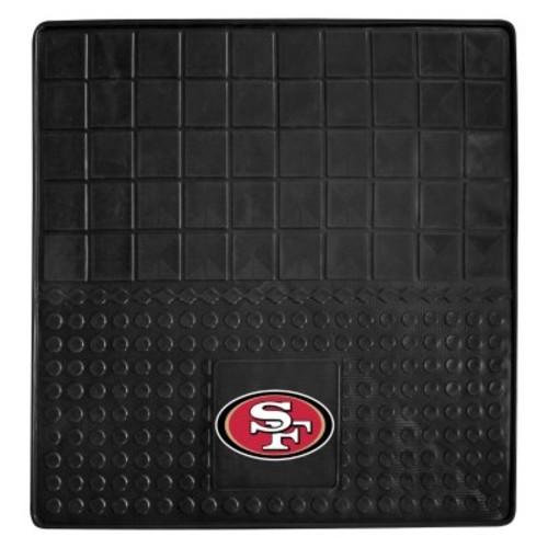 NFL - San Francisco 49ers Heavy Duty Vinyl Cargo Mat