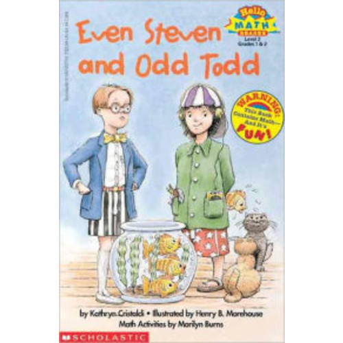 Even Steven And Odd Todd (Turtleback School & Library Binding Edition)