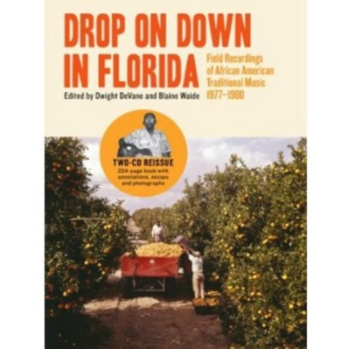 Drop on down in Florida: Field Recordings of African-American Traditional Music 1977-1980 [CD]