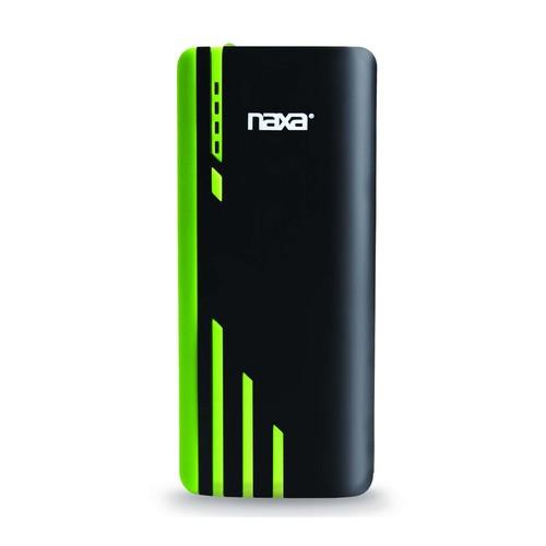 Naxa 97094514M CANTEEN 10000 Portable Power Pack- Green