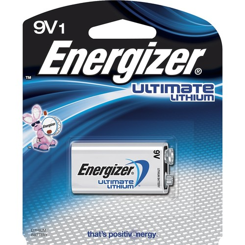 Energizer - Ultimate 9V Battery