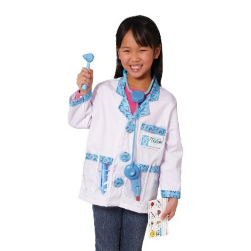 Melissa & Doug Let's Pretend Doctor Role Play Set