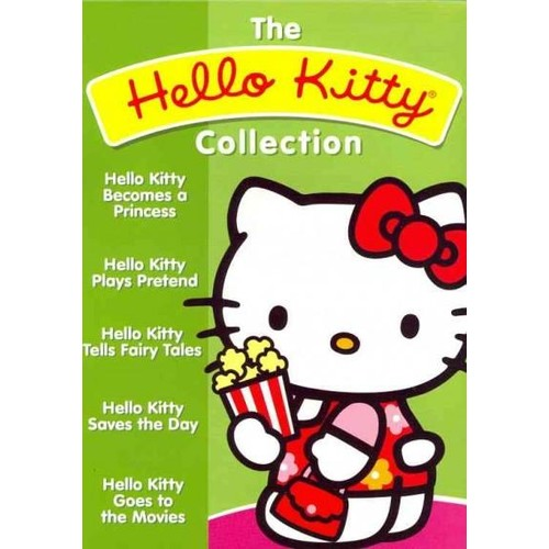 The Hello Kitty Collection (DVD)