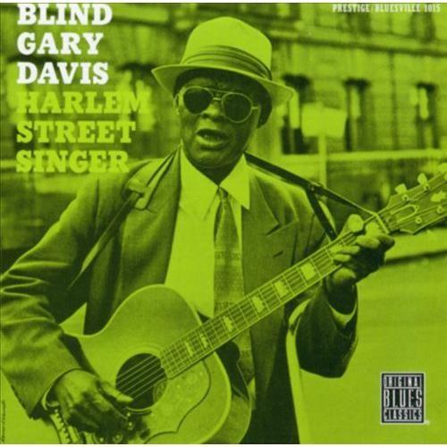 Harlem Street Singer [CD]