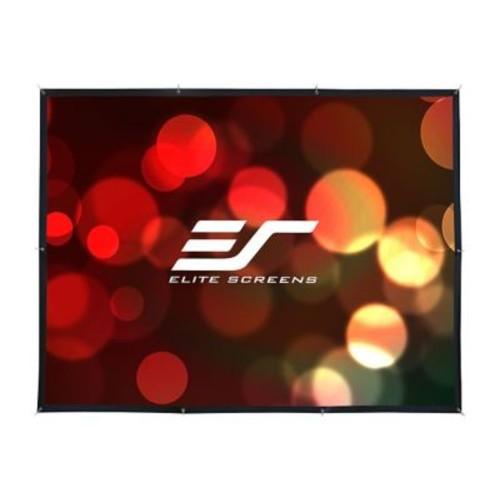 Elite Screens DIY Pro DIY94V1 Wall Mount Portable Outdoor 94