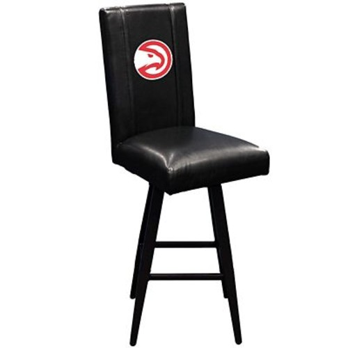 Dreamseat Swivel Bar Stool; Atlanta Hawks