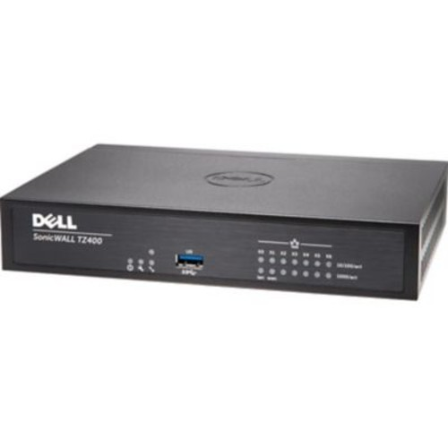 SonicWall TZ400 Network Security/Firewall Appliance