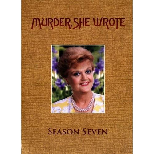Murder, She Wrote: Season Seven [5 Discs] [DVD]