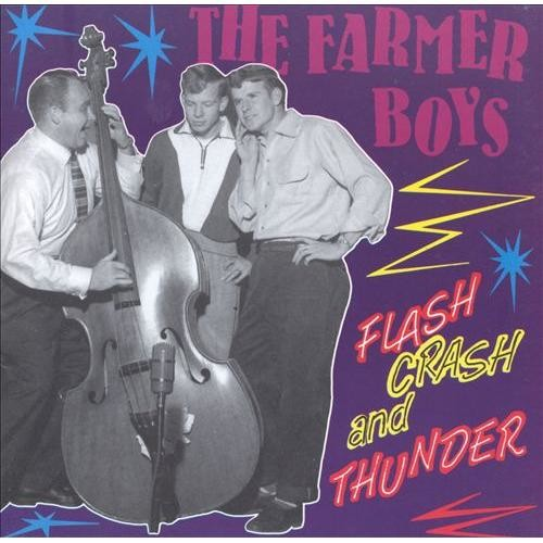 Flash Crash & Thunder CD