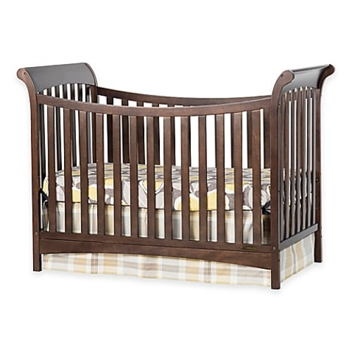 Child Craft Coventry 3-in-1 Convertible Crib in Slate