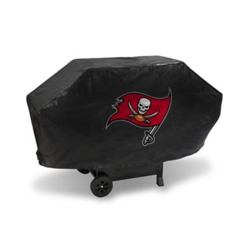 Rico Industries NFL Deluxe Grill Cover - Fits up to 68''; Tampa Bay Buccaneers