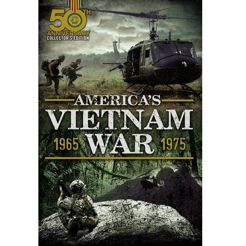America's Vietnam War 1965-1975 [50th Anniversary Collector's Edition] [6 Discs]