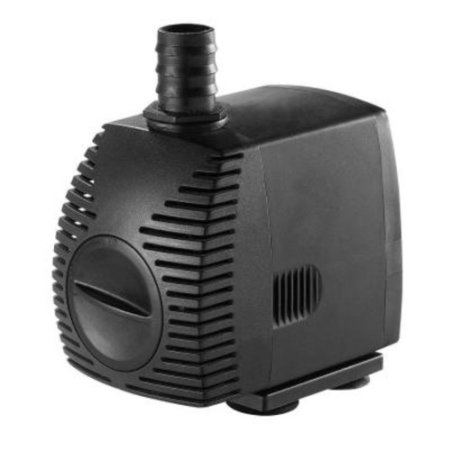 Algreen 320 GPH Statuary Fountain Pump for Water Features