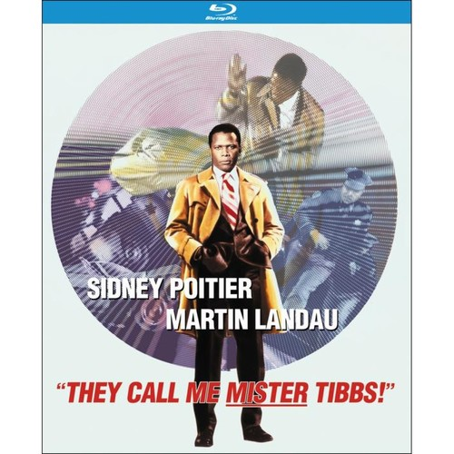 They Call Me Mister Tibbs! [Blu-ray] [1970]