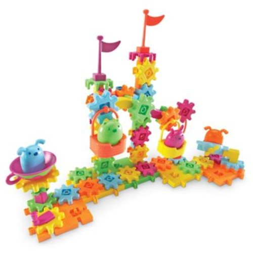 Learning Resources Gears! Pet Playland Set