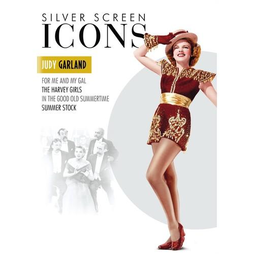 Silver Screen Icons: Judy Garland [4 Discs] [DVD]