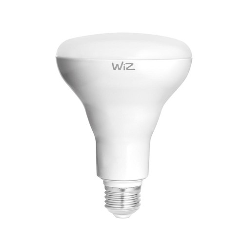 WiZ 72W Equivalent BR30 Tunable white Wi-Fi Connected Smart LED Light Bulb