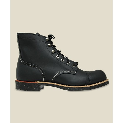 Red Wing - Iron Ranger - Black