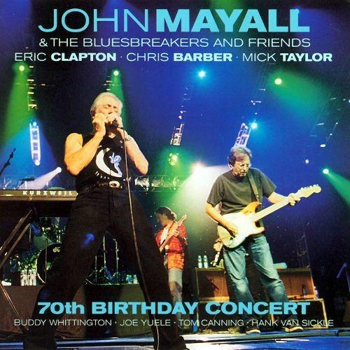 70th Birthday Concert [CD]