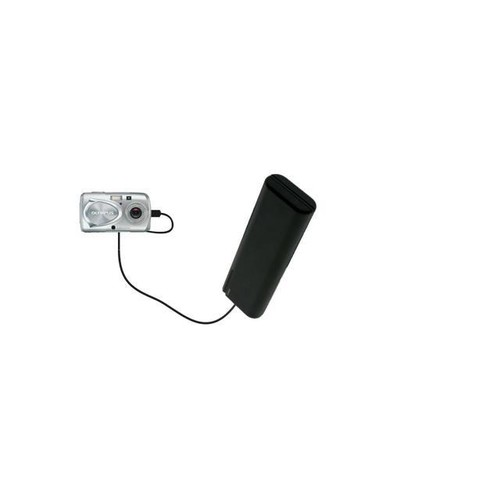 AA Battery Pack Charger compatible with the Olympus Stylus 300 Digital