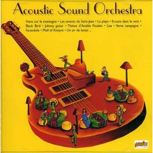 Acoustic Sound Orchestra [CD]