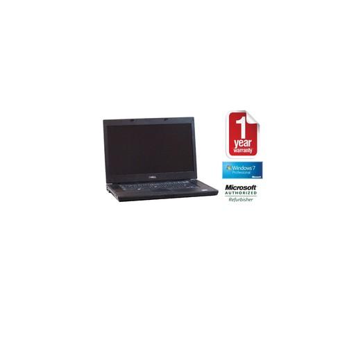 Dell E6510-REFURB D6510 refurbished laptop PC I5 2.4/4GB/128SSD/DVDRW/15.5/Win10P64bit