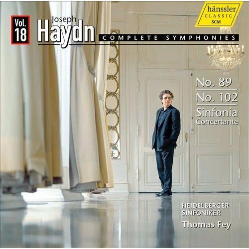 Haydn: Complete Symphonies, Vol. 18 [CD]