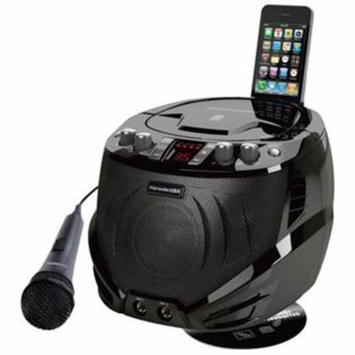 Karaoke USA GQ262 Portable Karaoke CDG Player