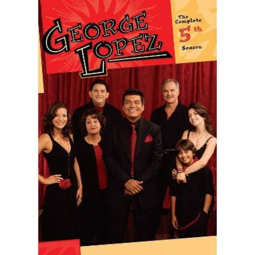 The George Lopez Show: The Complete Fifth Season DVD-9