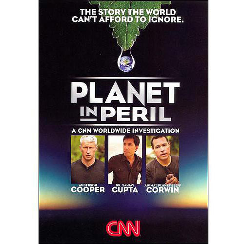 Planet in Peril [DVD] [2007]