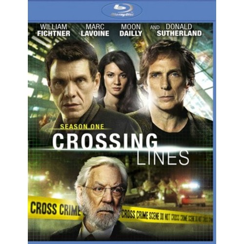 Crossing Lines: Season One (Blu-ray) (Widescreen)