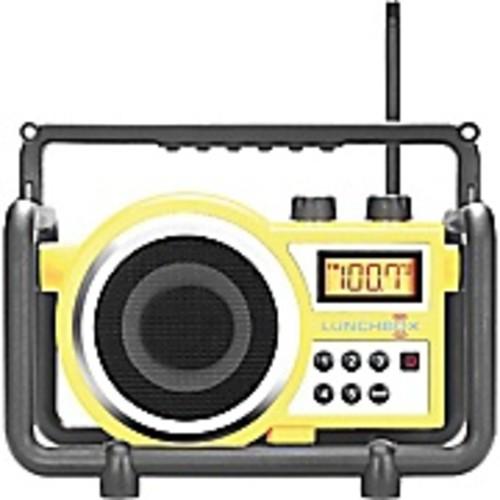 Sangean Utility/Worksite Radio w/ Compact FM/AM Ultra Rugged