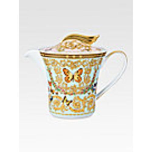 Butterfly Garden Tea Pot