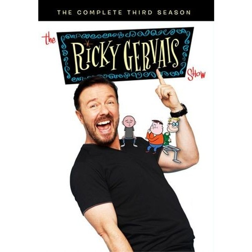 The Ricky Gervais Show: The Complete Third Season [2 Discs] [DVD]