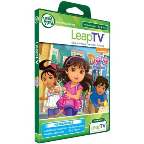 LeapFrog LeapTV Nickelodeon Dora and Friends